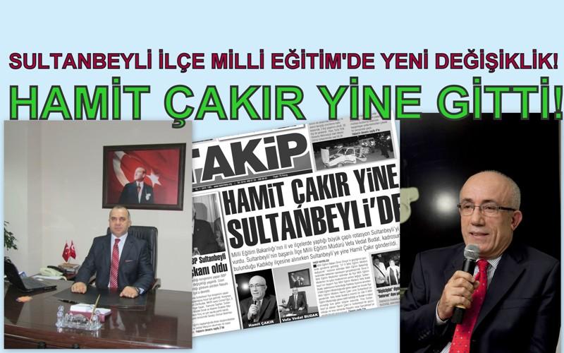 HANİT ÇAKIR YİNE GİTTİ!