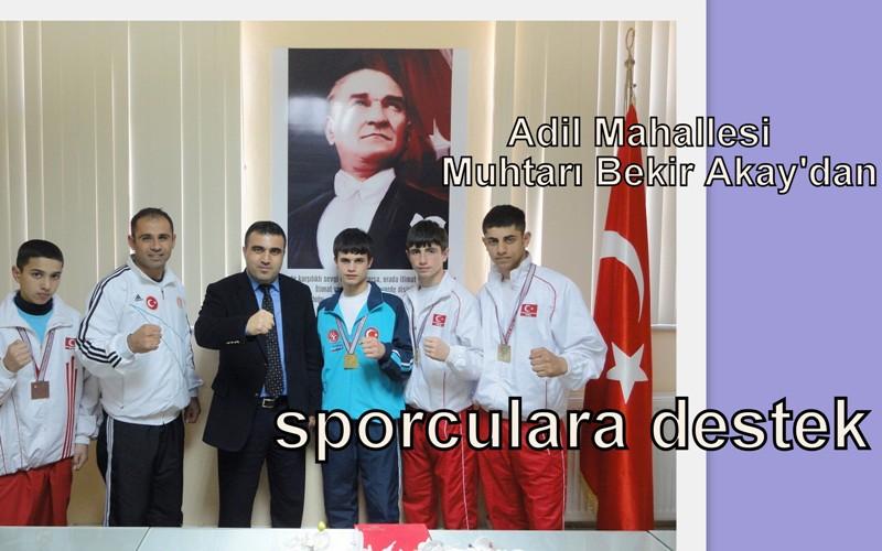 Sultanbeyli'nin Madalya Avcıları Şampiyonluğa doymuyor