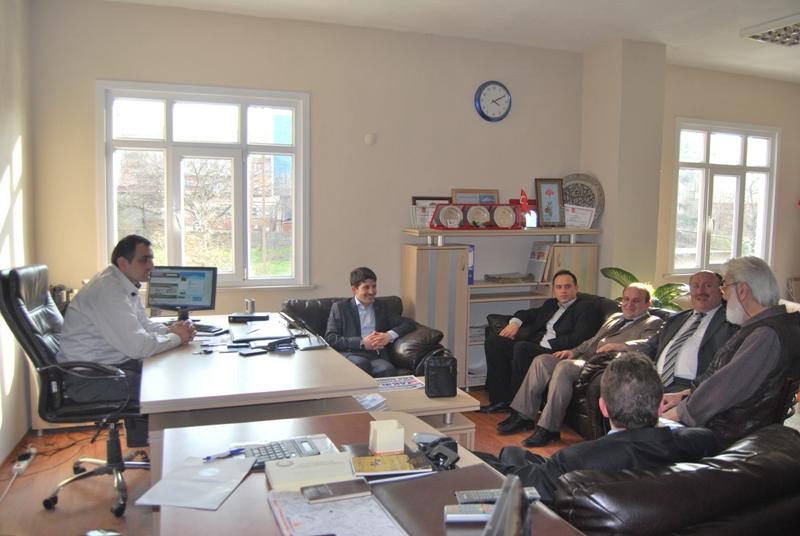 Sultanbeyli Has Parti'den gazetemize ziyaret