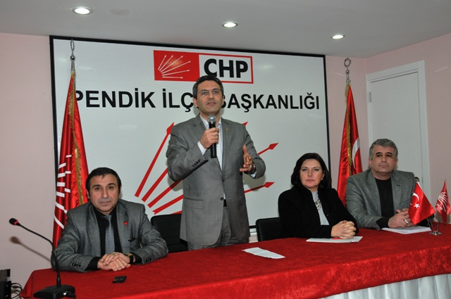 CHP İl Başkanı'ndan Ak Partili Belediyeye Yolsuzluk Suçlaması