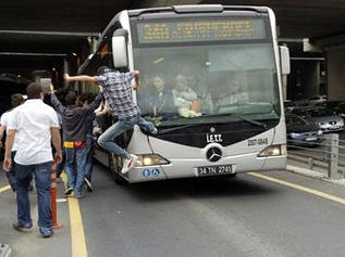 Derbi sonrası yaşanan olayların İstanbul a toplam maliyeti 1 milyon 366 bin TL