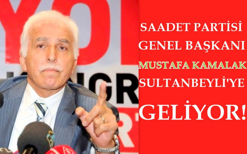 Kamalak, Sultanbeyli'ye geliyor