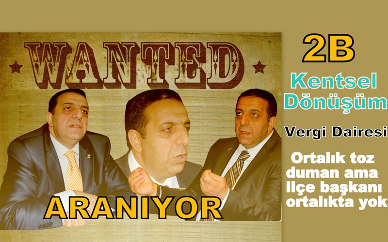 WANTED – ARANIYOR