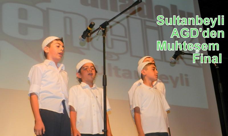 Sultanbeyli AGD'den Muhteşem Final