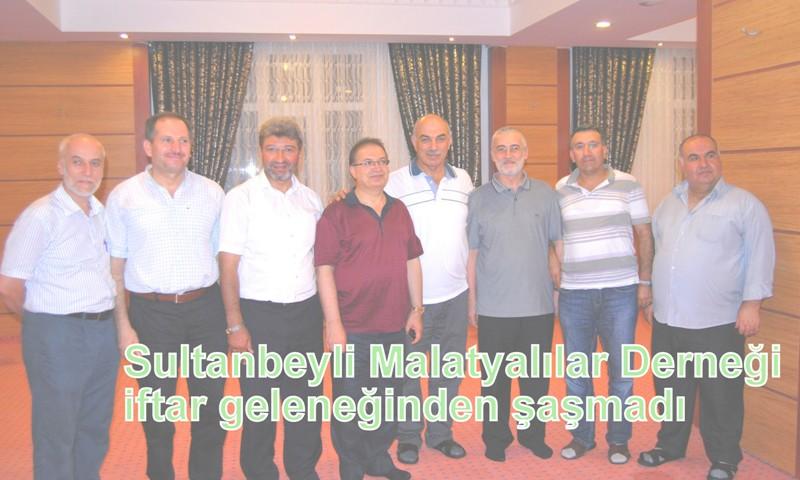Malatyalılar iftar geleneğinden şaşmadı