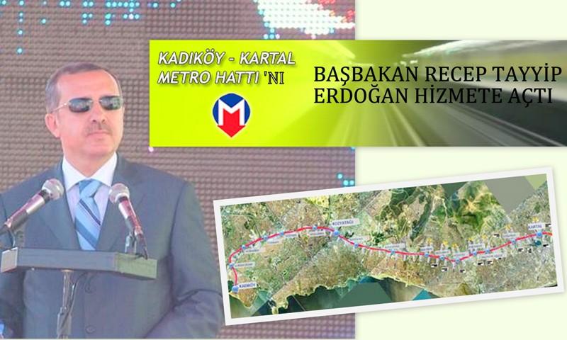 Anadolu, metrosuna kavuştu