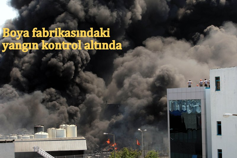 Yangın sonrası Tuzla halkı derin bir nefes aldı