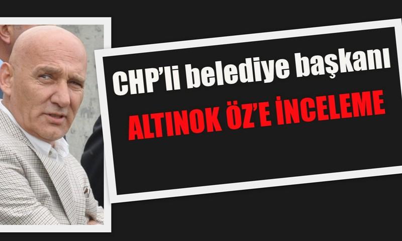 CHP'Lİ BAŞKANA YOLSUZLUK SUÇLAMASI!