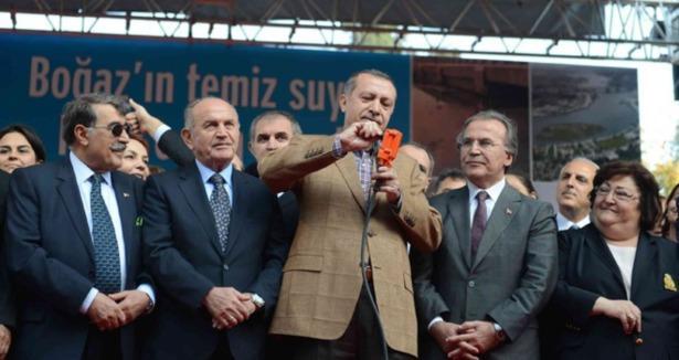 Haliç'e Boğaz'dan Can Suyu Akıyor