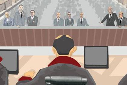 Ergenekon davasında '15 dakika' tartışması