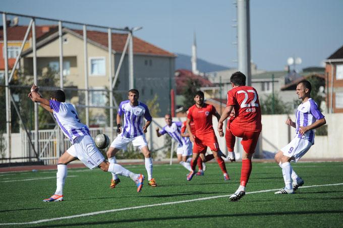 Sancaktepe Belediyespor galibiyeti elinden kaçırdı