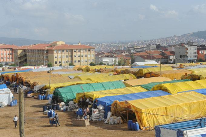 Sancaktepe'de Kurban Bayramı hazırlığı