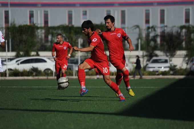 Sancaktepe, Maltepespor'u 4-0'la geçti