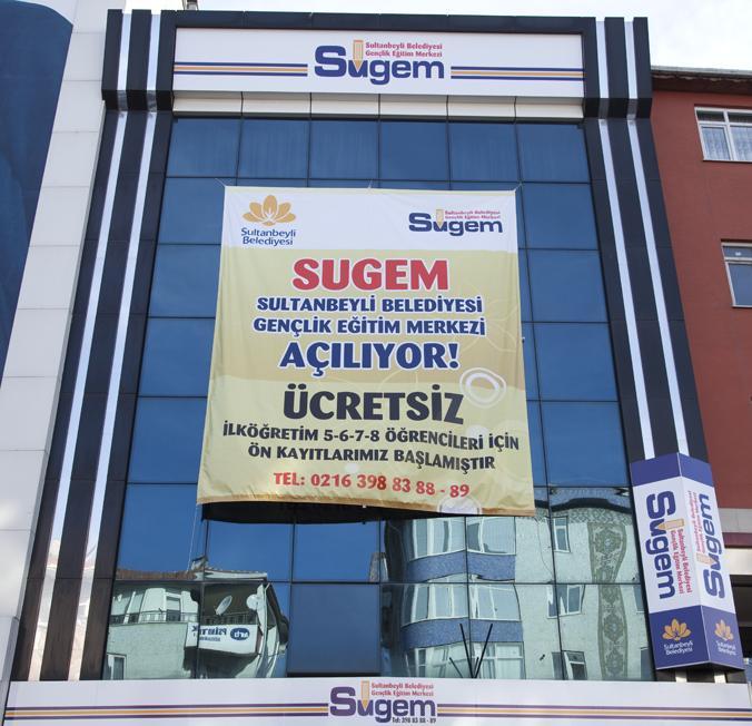 Sultanbeyli Gençlik Eğitim Merkezi Açılıyor