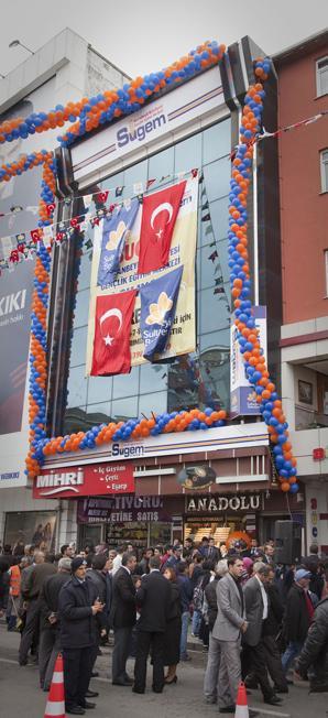 Sultanbeyli Gençlik Eğitim Merkezi Açıldı