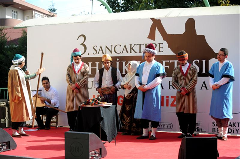 Sancaktepe'de 'Ahilik Haftası' Kutlandı