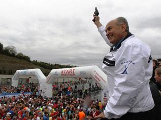 Istanbul 34. Avrasya Maratonu'na hazır