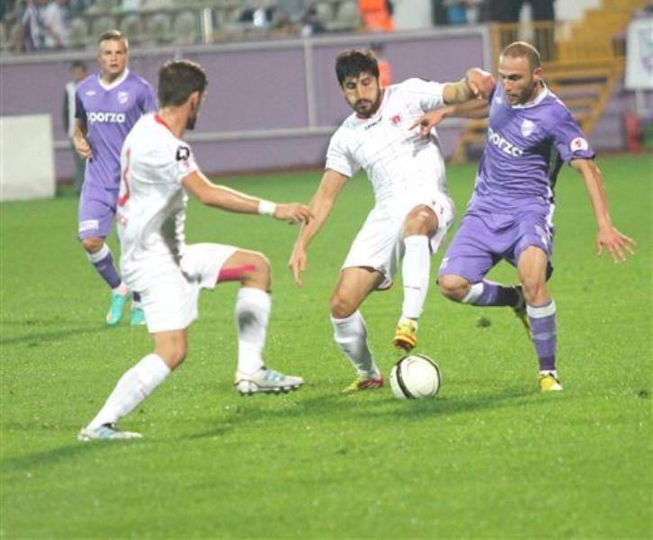 Sancaktepe Belediyespor Türkiye Kupası'na 3. Turda veda etti