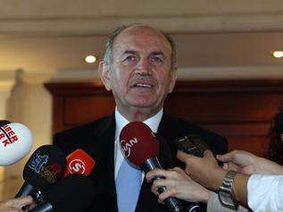"""Başkan Topbaş; """"Taksim projesi tamamlandığında teşekkür edilecek"""""""