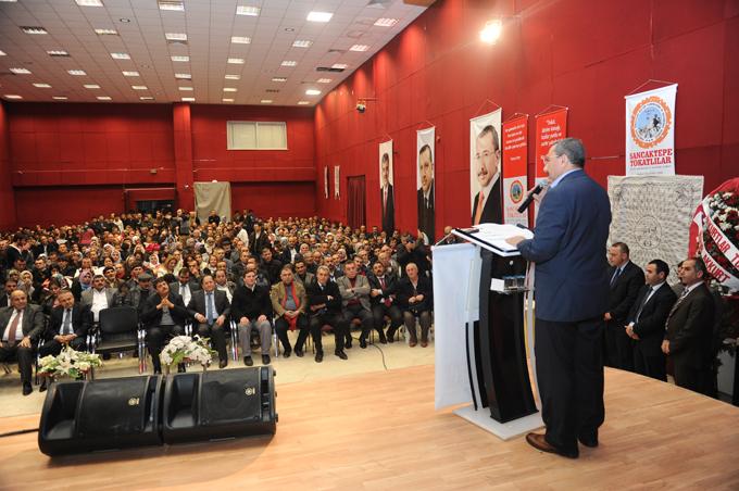 Başkanımız, Sancaktepe Tokatlılar Derneği'nin etkinliğine katıldı