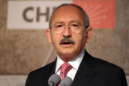 Kılıçdaroğlu , Aygün'e neden fırça attı?