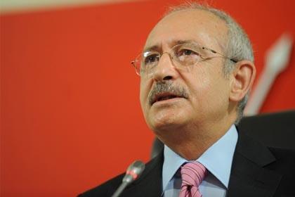 Kılıçdaroğlu'ndan 'Suriye' uyarısı