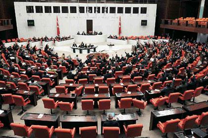 Meclis dev bütçeyi kabul etti