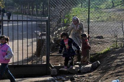 Lojman yolu, Suriyeliler'in umut yolu!