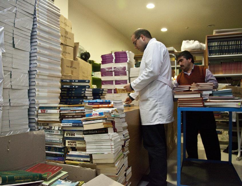 Sultanbeyli'den Yurdun Dört Bir Yanına Kitap Desteği