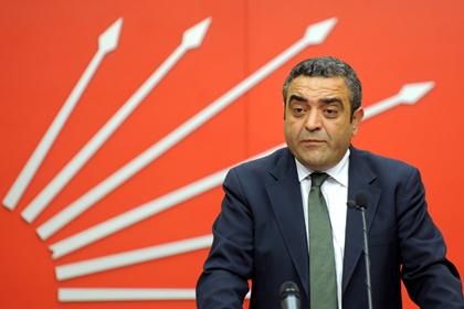 CHP'den Başbakan'a fişleme sorusu