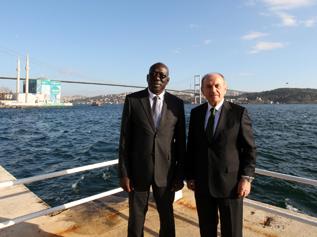 Istanbul ile Senegal arasında kardeşlik köprüsü…