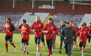 Kartal Dardanelspor Karşılaşmasının Hazırlıkları Sürdürüyor