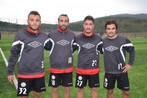 Maltepespor'un Yeni Transferleri Antranmanda