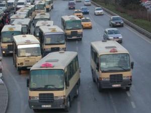 Minibüslerde Akbil Dönemi Başlıyor