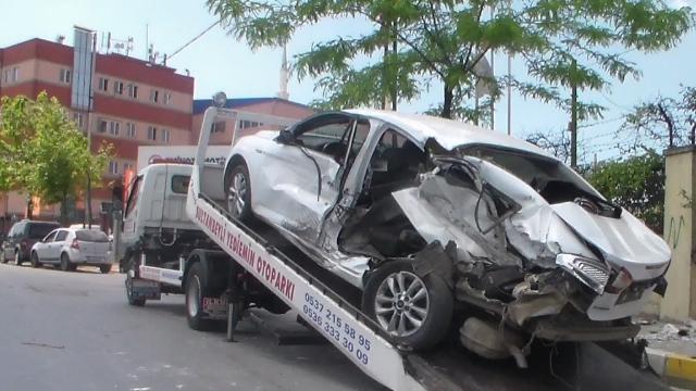 Sultanbeyli'de Kaza: 4 Yaralı