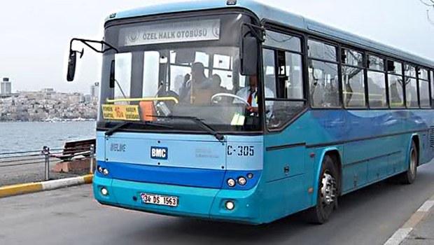 Otobüs Ücretlerine Zam mı Geliyor