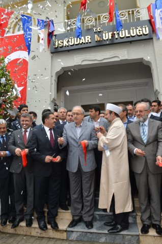 Tarihi Bina Hizmete Açıldı