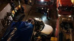 Şile'de feci kaza: 3 ölü!