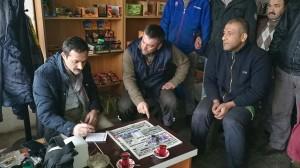 'BELEDİYE BİZE SAHİP ÇIKMIYOR'