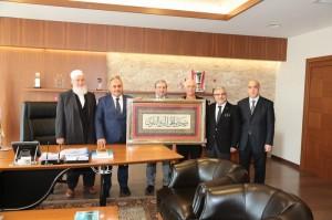 """Başkan Hasan Can'a """"İyilik Ödülü"""" Verildi"""