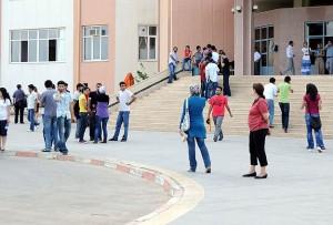 2 milyon genci sınav heyecanı sardı