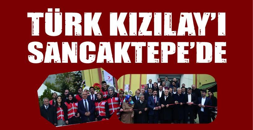 TÜRK KIZILAY SANCAKTEPE'DE