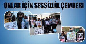 SESSİZLİK ÇEMBERİ