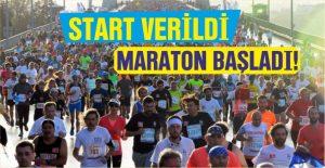 İstanbul Maratonda!