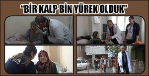 """""""BİR KALP BİN YÜREK OLDUK"""""""
