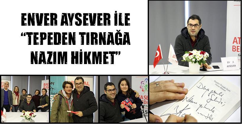 """""""KENDİ NÂZIMIMI OLUŞTURMAK İÇİN YOLA ÇIKTIM"""""""