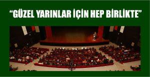 """""""SULTANBEYLİ'NİN GÜZEL YARINLARI İÇİN HEP BİRLİKTE ÇALIŞMAYA DEVAM EDECEĞİZ"""""""