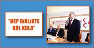 """""""HEP BİRLİKTE KOL KOLA"""""""