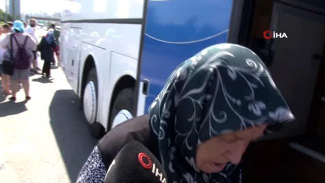 Şehirlerarası yolcu otobüsü arıza yaptı, yolcular mağdur oldu