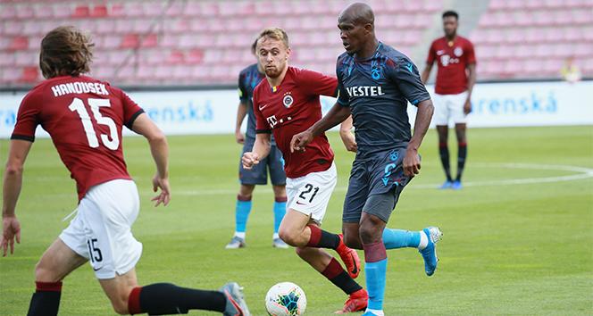 Trabzonspor umutlarını evine taşıdı
